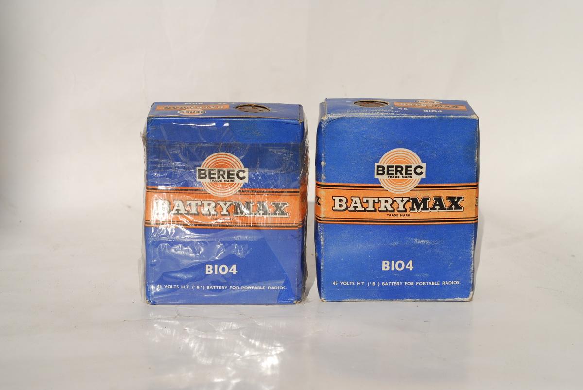 BatryMax B104