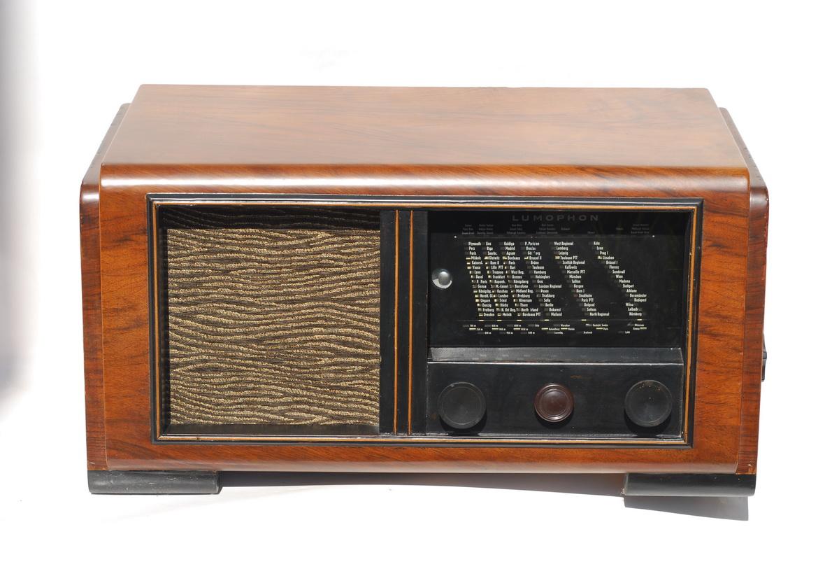 Lumophon WD507