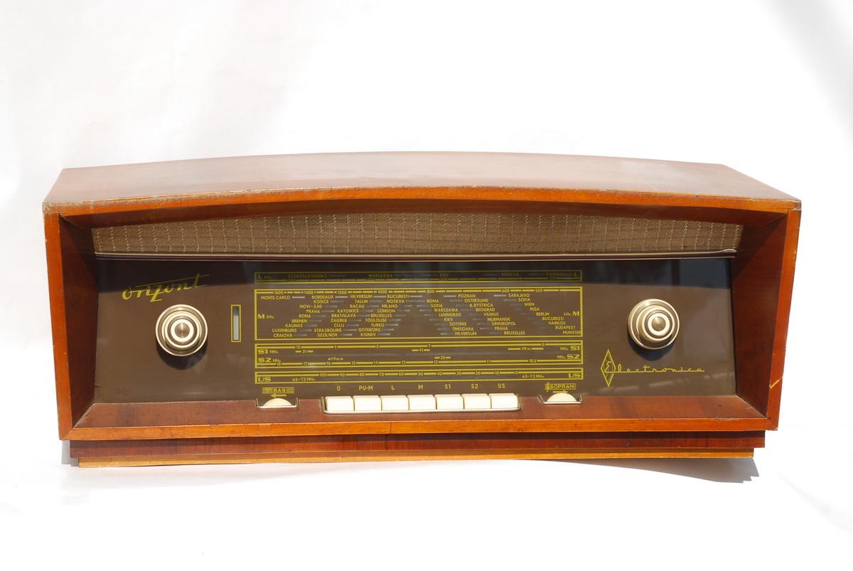Orizont S620A Electronica