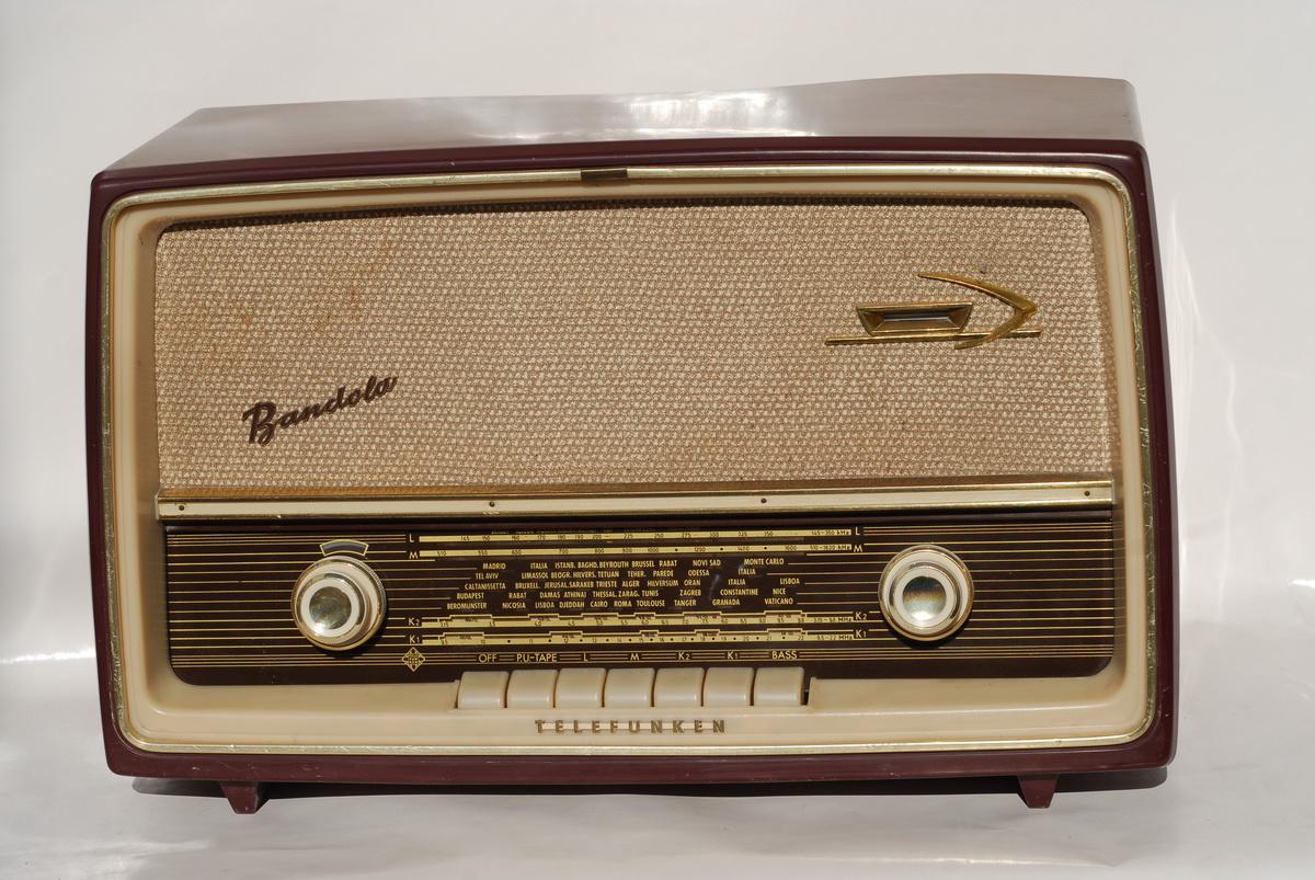 Telefunken Bandola 6261W