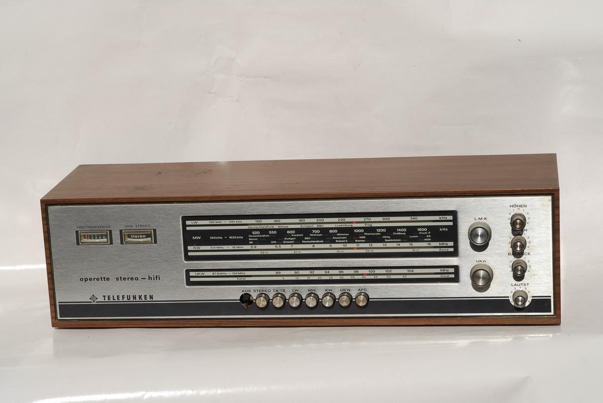 Telefunken Operette 201