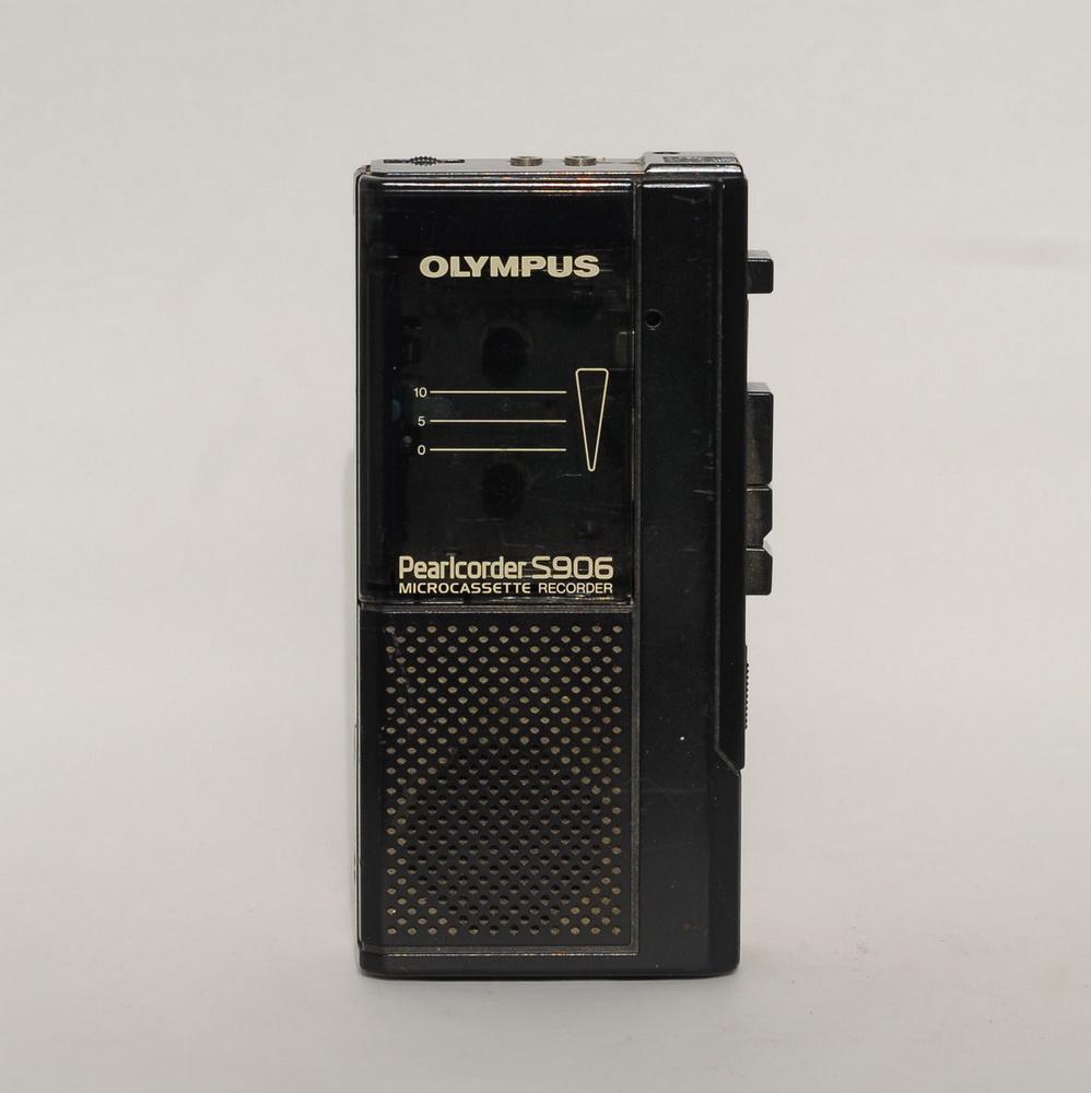 Olympus Pearlcorder S906