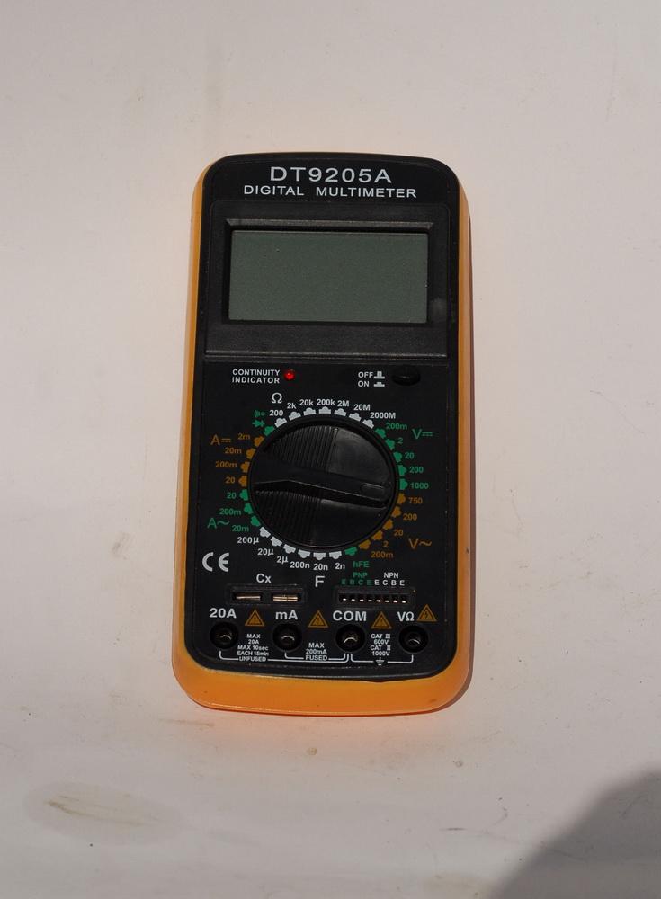 Range DT9205A