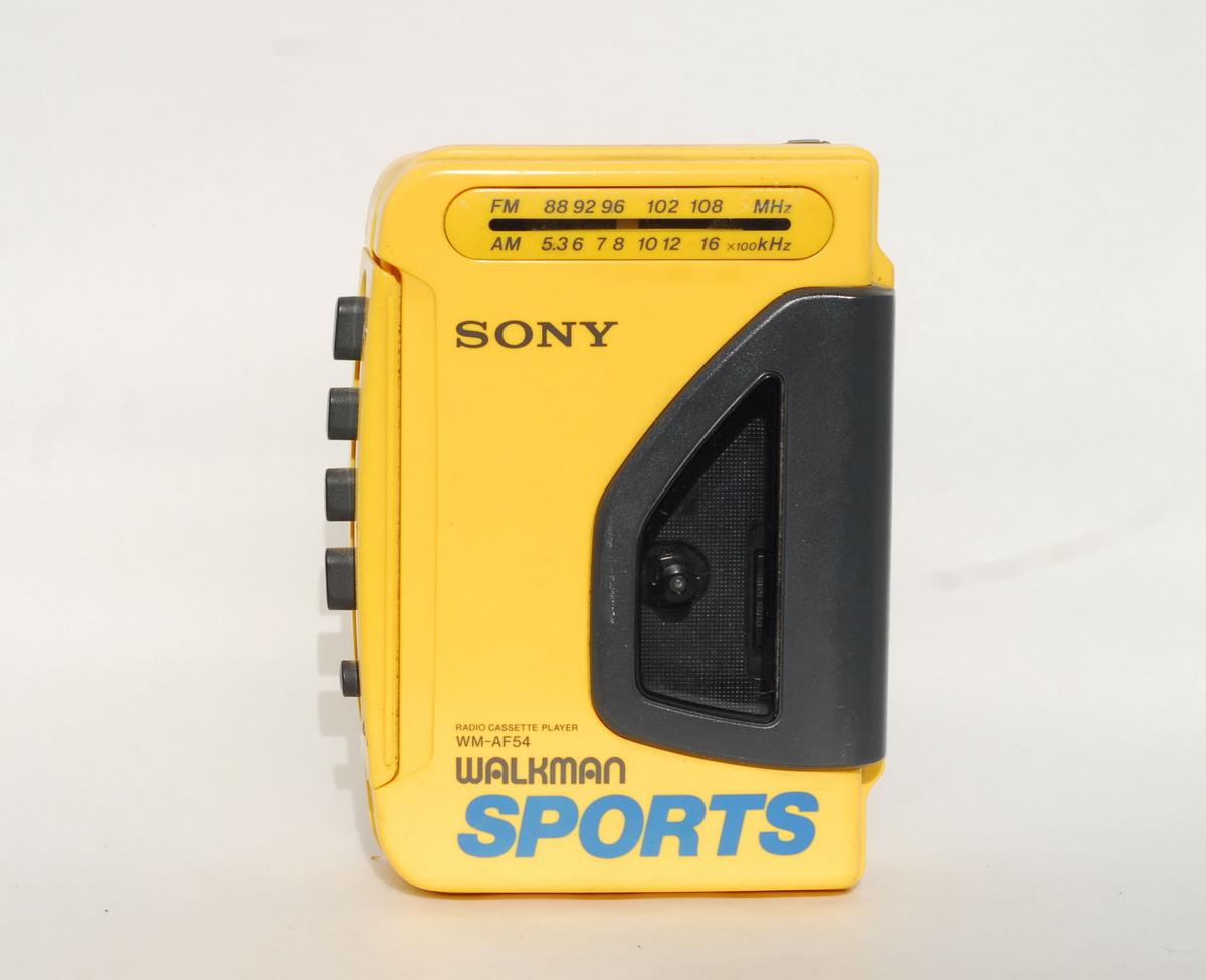 Sony WM AF 54