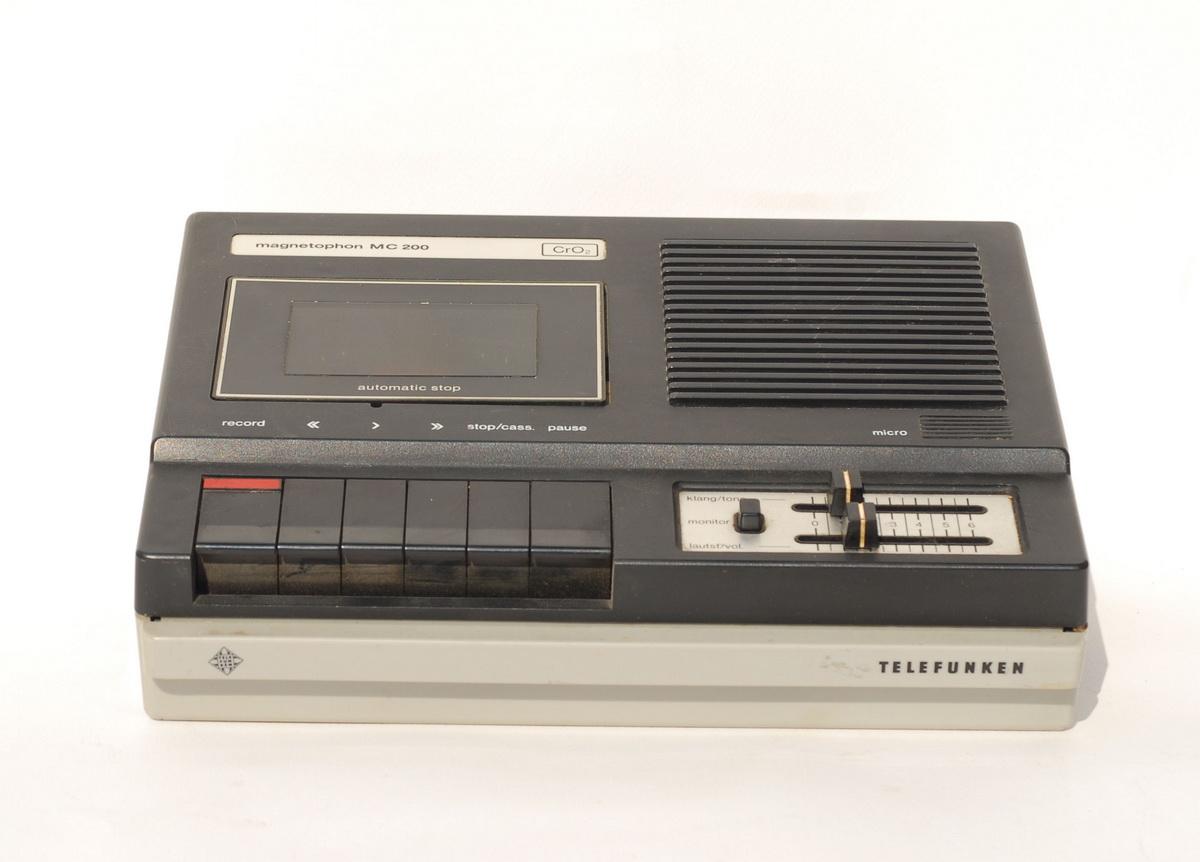 Telefunken Magnetophon MC200